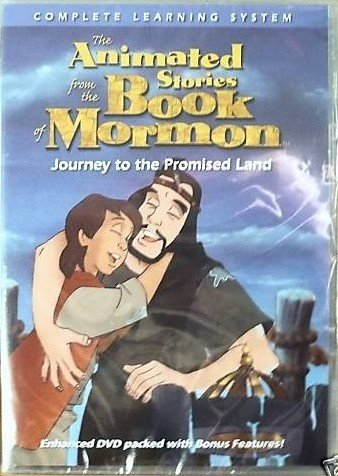 Journey to the Promised Land, The Animated Stories from the Book of Mormon, Complete Learning System, DVD/DVD-ROM - 1