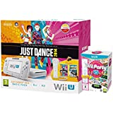 Nintendo Wii U 8GB Just Dance, Wii Party U & Nintendoland Pack (Nintendo Wii U)