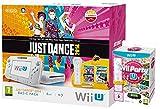 Nintendo Wii U 8GB Just Dance, Wii Party U & Nintendoland Pack (Nintendo Wii U)