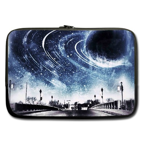 Anhome Charming Galaxy Space Universe Stars Outer Space Sleeve For Macbook Pro / Sleeve For Laptop / Notebook Computer / Macbook / Macbook Pro / Macbook Air 13''