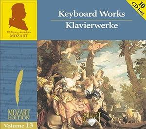 Mozart Edition, Vol.13: Klavierwerke 1
