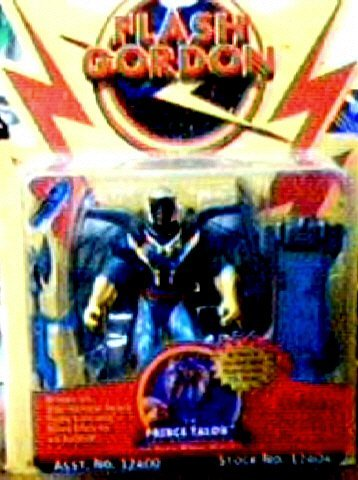Flash Gordon - Prince Talon Action Figure - 1