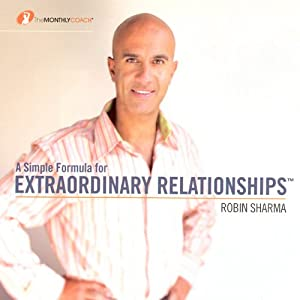 A Simple Formula for Extraordinary Relationships Speech