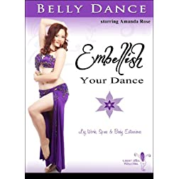 Embellish Your Dance: Belly Dance with Amanda Rose