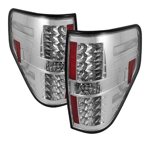 Spyder Auto Alt-Yd-Ff15009-Led-C Chrome Led Tail Light