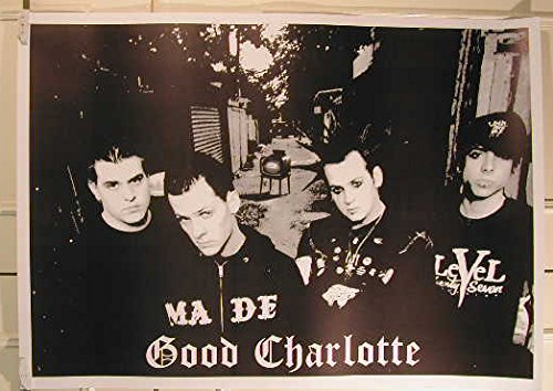 Good Charlotte 64 x 90 cm-Poster mostra /