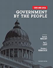 State and Local Government b the People (16th Edition)