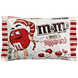 M&Ms Peppermint White Chocolate Candies
