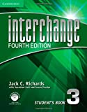 img - for Interchange Level 3 Student's Book with Self-study DVD-ROM (Interchange Fourth Edition) book / textbook / text book