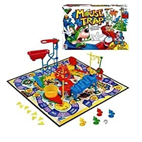 Mousetrap game!