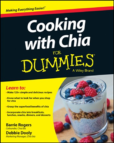 Cooking With Chia For Dummies (For Dummies (Health & Fitness)) front-963030