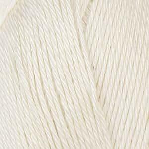 Wendy Supreme Luxury Cotton DK Yarn - Cream