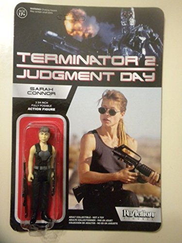 Funko ReAction: Terminator 2 - Sarah Connor Action Figure (chase)