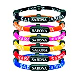 "Athletic Magnet Armbandvon ""SABONA OF LONDON"""