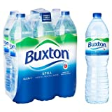 Buxton Still Mineral Water 6 x 1.5L case of 6