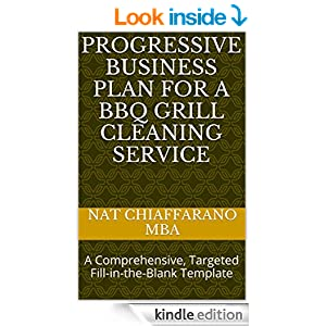 amazoncom progressive business plan for a bbq grill