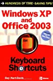 Windows XP and Office 2003 Keyboard Shortcuts (0072255005) by Hart-Davis, Guy