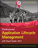 img - for Professional Application Lifecycle Management with Visual Studio 2013 book / textbook / text book