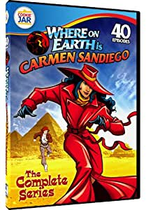Where on Earth Is Carmen Sandiego: Comp Series [Import]