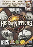 Rise of Nations with Thrones and Patriots Expansion - Standard Edition