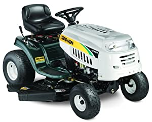 MTD 13A2785S001 Yard Man 420cc Riding Lawn Mower, 42-Inch from MTD Products