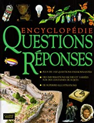 Encyclopedie Questions Reponses Babelio