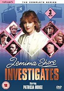 Jemima Shore Investigates - The Complete Series [DVD] [1983]