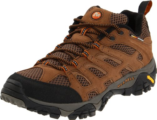 Merrell Men's Moab Ventilator Hiking Shoe,Earth,10 M US