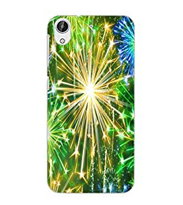 HTC DESIRE 626 SPARKLE Back Cover by PRINTSWAG