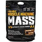 Grenade Muscle Machine Mass Ultimate Mass Gainer 5.75kg Chocolate Milkshake