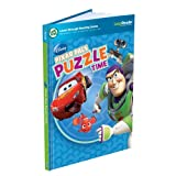 LeapFrog LeapReader Game Book: Disney-Pixar Pals Puzzle Time (Works with Tag)by Leapfrog