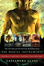 The Mortal Instruments, Books 1-4