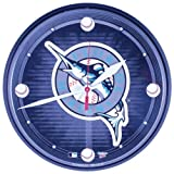 Florida Marlins - Logo Wall Clock