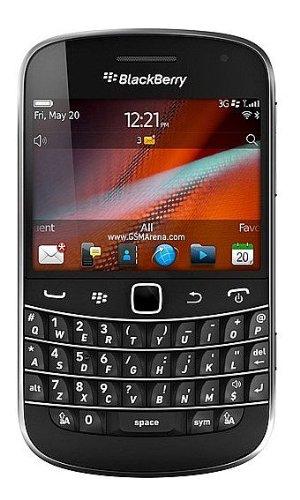 BlackBerry Bold 9900 Sim Free Smartphone - Black