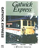 Videolines - Gatwick Express Dvd (Intercity's 73/2 Class Electro-diesel Locomotive)