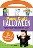 Halloween Paper Craft Kit (Papercraft, Paper Toy)