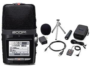 Zoom H2N + Kit d'accessoires APH-2N - Pack Enregistreur numérique