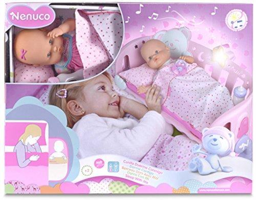Nenuco Cradle Sleep with Me Doll