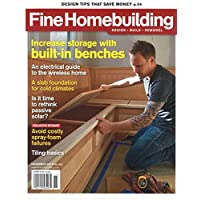1-Yr of Fine Homebuilding Magazine