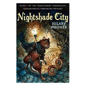 Nightshade City (The Nightshade Chronicles)