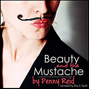 Beauty and the Mustache Audiobook
