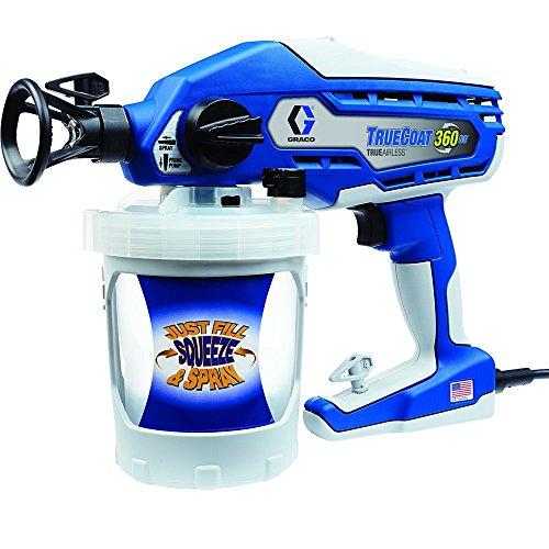 Graco 17A466 TrueCoat 360DS Paint Sprayer (Graco Paint Sprayer Truecoat compare prices)
