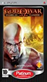 echange, troc God of war - chain of olympus platinum
