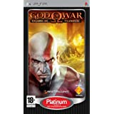 God of war - chain of olympus platinumpar Sony Computer