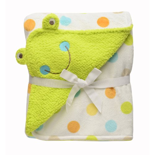 Babystarters Nursery Blanket, Green