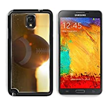 buy Msd Samsung Galaxy Note 3 Aluminum Plate Bumper Snap Case Backlit American Football On The Field At Sunset Shadowed For Effect Image 22269701