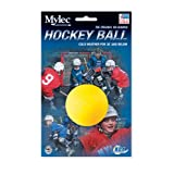 Mylec Yellow Cold Weather Ball - Pack of 6by Mylec
