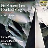 Richard Strauss - Ein Heldenleben, Four Last Songs / Auger, Previn