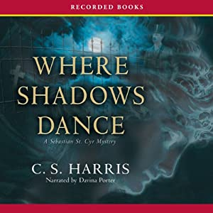 Where Shadows Dance Audiobook