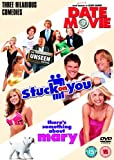 Comedy Triple (Date Movie, Stuck On You, Something About Mary) [DVD]